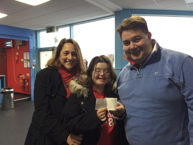 £500 Sweet Donation!