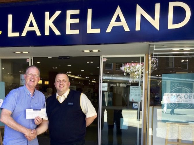 Lakeland Windsor Support Friends of SPICE